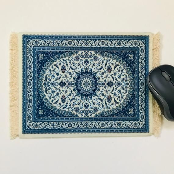 Persian Rug Mouse Mat Mouse Pad Desktop Laptop Office Design 11