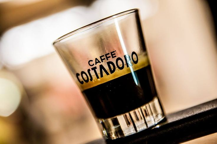 shoot your espresso !