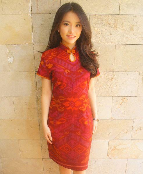 Shanghai Signature Dress (Short Sleeved)