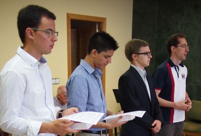 Adão Chaves (Portugal), Alberto, Denis e Marco
