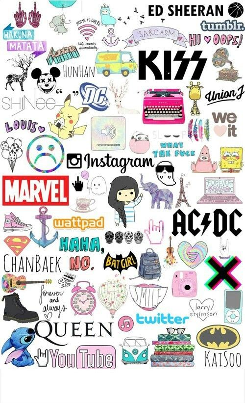 These are a few of my favourite things Sorry haven't been on this since like 2015~E