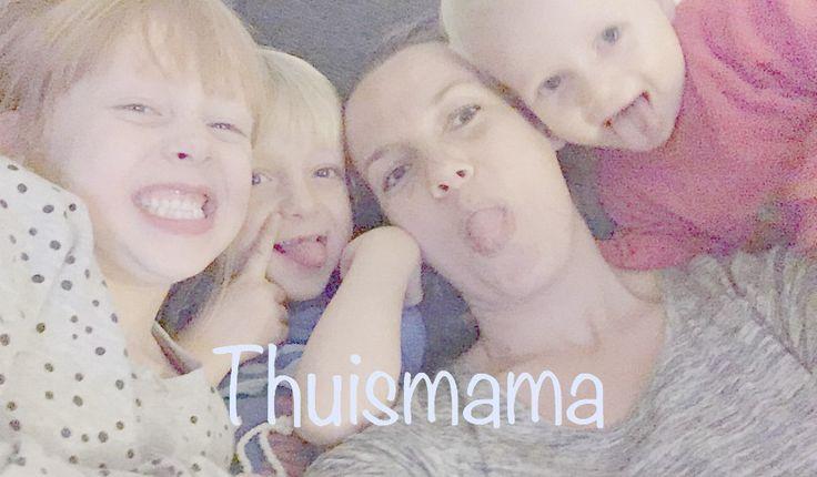 een lijst situaties waarin ik blij ben dat ik een thuis mama ben