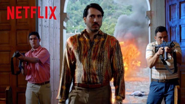 NARCOS | Tráiler oficial [HD] | Netflix