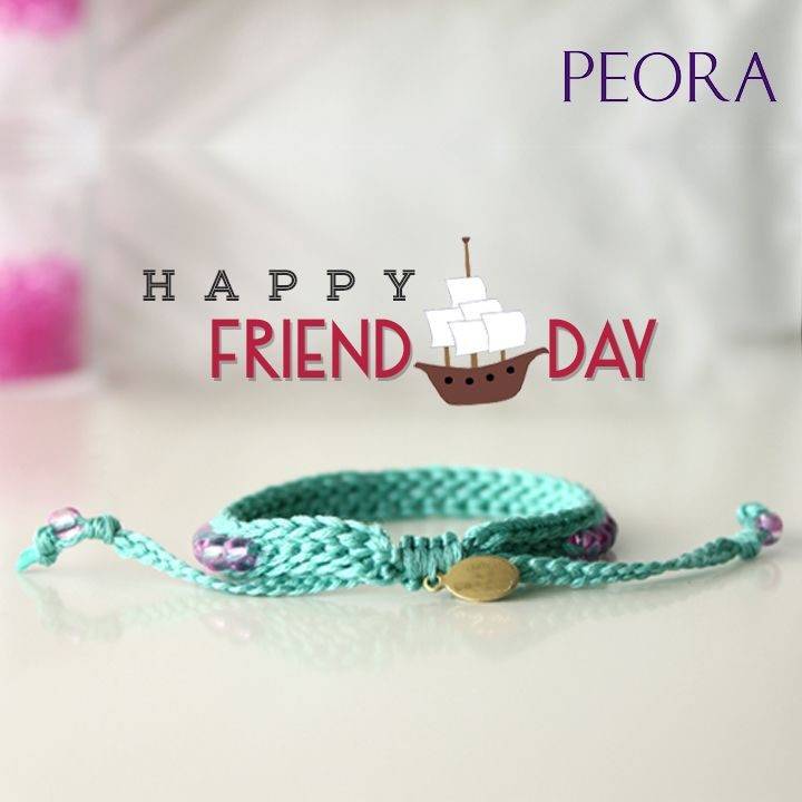 Friendship is a lifelong bond that you share with your friends. #HappyFriendshipsDay all!