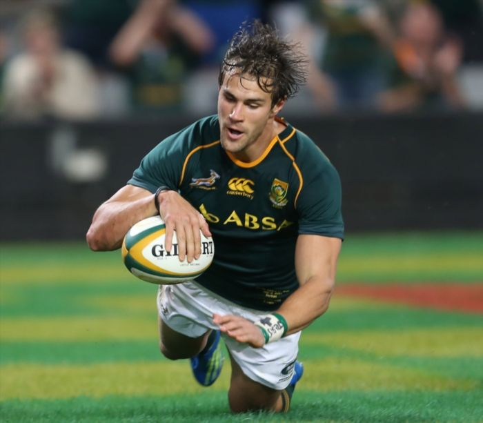 Engelbrecht's time is now  | #SARugby magazine