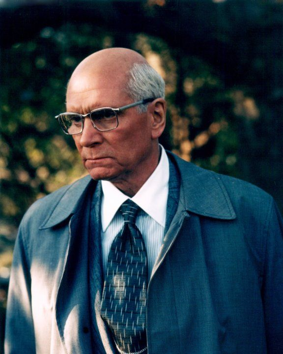 Sir Laurence Olivier as Szell in Marathon Man (1976)