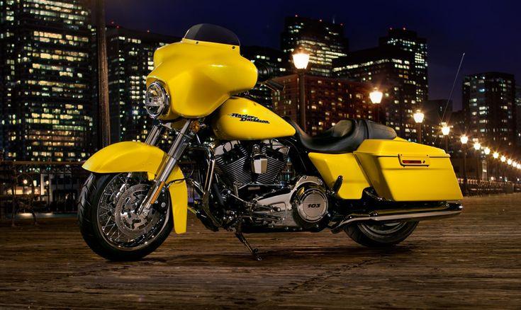 2013 Touring Street GlideMotorcycles