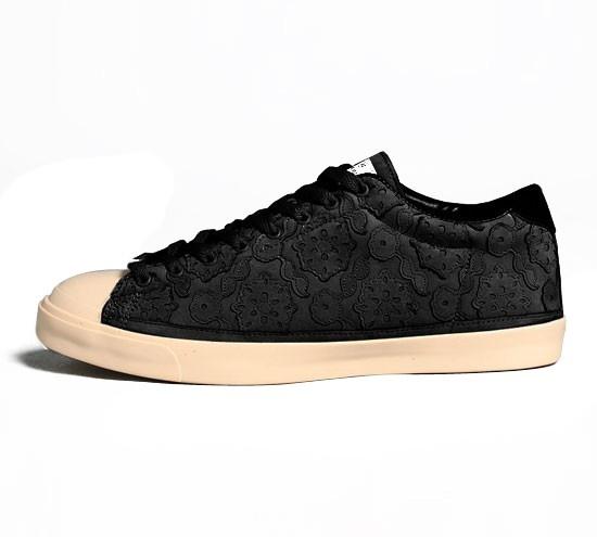 Undercover UNDERCOVERISM H6F07-1 Sneaker (Black)