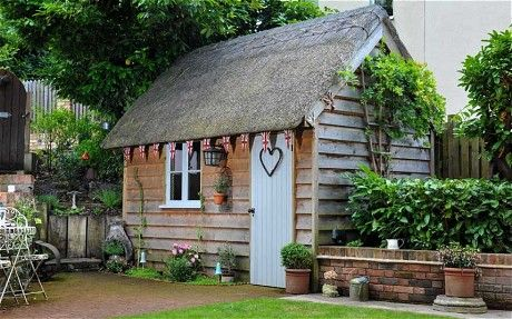 Tardis and American diner among Shed of the Year finalists An eco shed which includes an allotment on its roof and features its own a record...