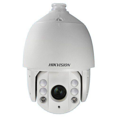 Hikvision DS-2AE7230TI-A DS-2AE7230TI-A Поворотная IP-камера DS-2AE7230TI-A HIKVISION оборудована ИК-подсветкой с дальностью действия до 120 метров и предназначена для работы в температурном диапазоне от -40° до +65°C, что позволяет успешно применять её при организации внешнего видеонаблюдения. Видеокамера DS-2AE7230TI-A поставляется в комплекте с вариообъективом с фокусным расстоянием 4-120мм. Светочувствительность составляет 0.02Лк @ (F1.6, AGC вкл.) при цветном изображении, 0.002Лк…