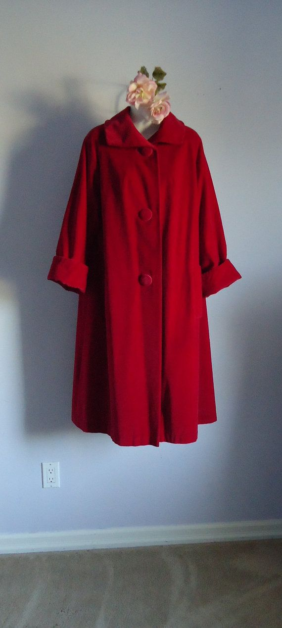 89 best Red Coats images on Pinterest | Vintage fashion, Red coats ...