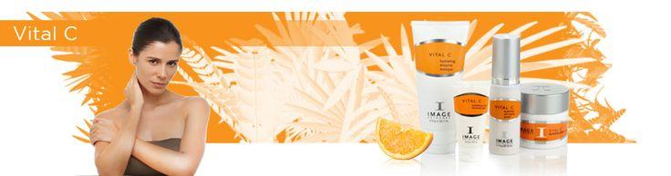 Image Skincare's Vital C, skin care with antioxidants