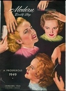 Lots of ebooks to buy from different eras. January 1949 - Modern Beauty Shop -132 page PDF