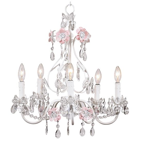 jubilee collection flower garden chandelier pink and collection flower  garden chandelier pink. Girls Room Chandelier  Korean Pastoral Crystal Chandelier Simple