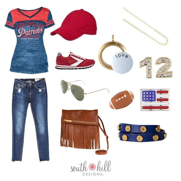 While your team is looking great on the field, what will YOU be wearing to cheer them on? South Hill Designs jewelry is the perfect complement to your Superbowl outfit. Score a fashion touchdown this Sunday!Order today, and have it in time for the game! www.southhilldesi... #superbowl #seattle #seahawks #newengland #patriots #football #tombrady #katyperry #superbowlparty #pats #gopats #nflnetwork #oneweek #southhilldesigns #origamiowl #lockets #charms