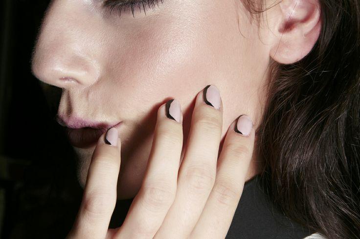 Manicure: trendy wiosna-lato 2014, Jean Pierre Braganza, fot. Imaxtree