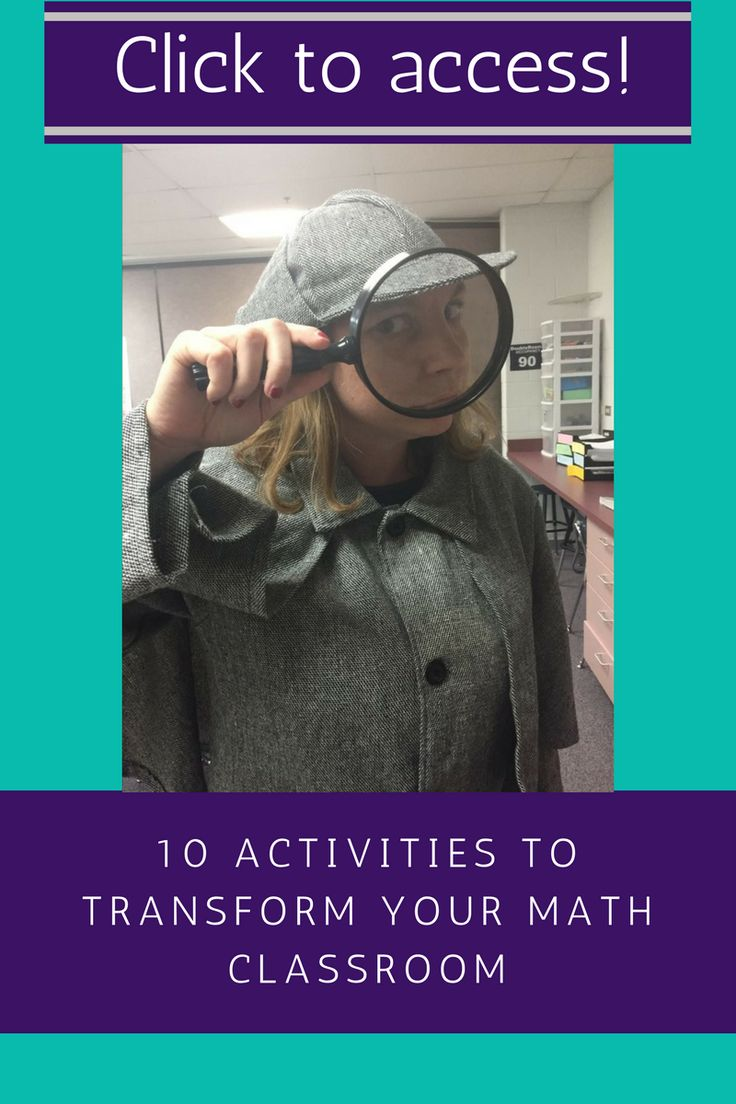 10 activities to transform your math classroom | Free Active Math Resource Library | Access now https://themathmentors.mykajabi.com/p/email-opt-in-form | Active Math | Math Activity | Math Games