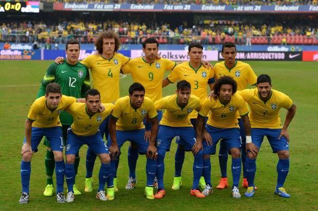 Tim Lengkap Peserta Piala Dunia 2014