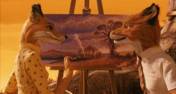 El Fantástico Sr. Fox fue candidata a mejor película de animación en los Golden Globe y los Oscar, aunque desgraciadamente no obtuvo ningún reconocimiento.