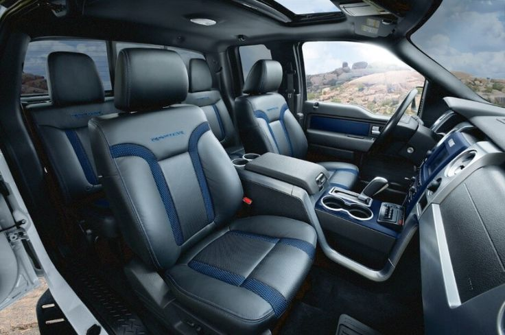 New 2017 Ford Raptor Interior Design
