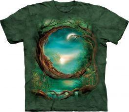 Tričko Měsíční strom