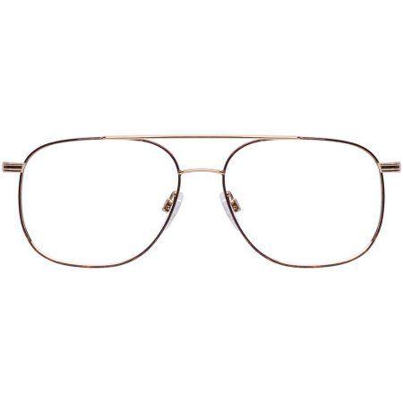 Stetson Mens Prescription Glasses, 143 Tortoise Brown