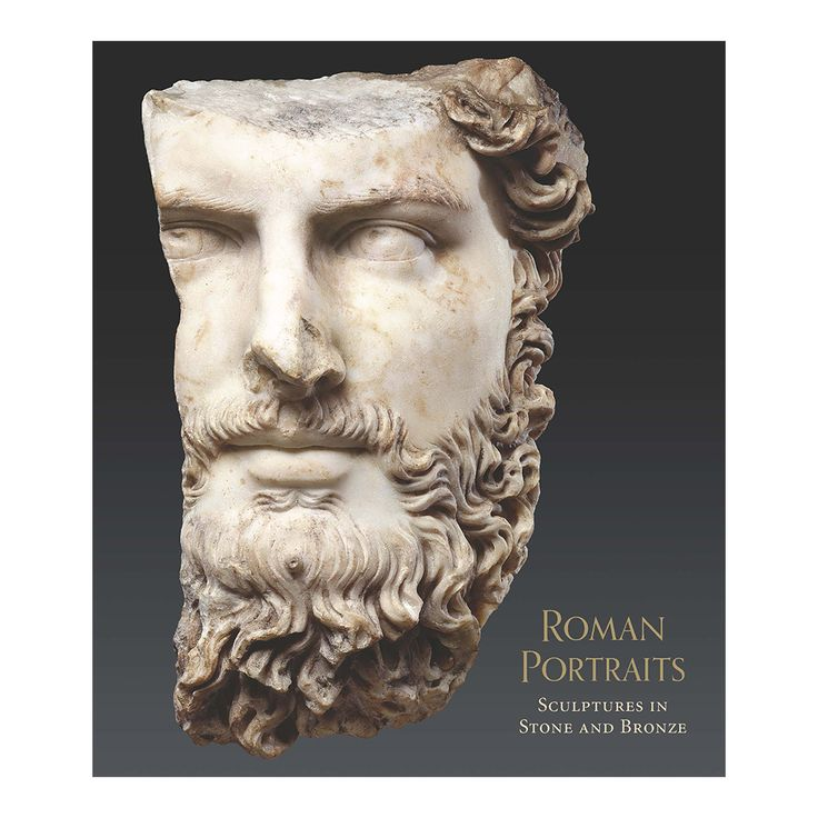 By Paul Zanker. Roman Portraits: Sculptures in Stone and Bronze in the Collection of The Metropolitan Museum of Art (2016) features the Museum's entire collection of portrait sculptures featuring a range of styles and subjects paired with Professor Zanker's expert descriptions of their historical and cultural context. Click to shop at store.metmuseum.org #MetPubs
