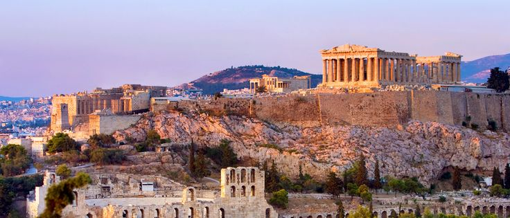 Greece Family Vacation Packages | Greece Tours | Adventures By Disney ~ The Acropolis
