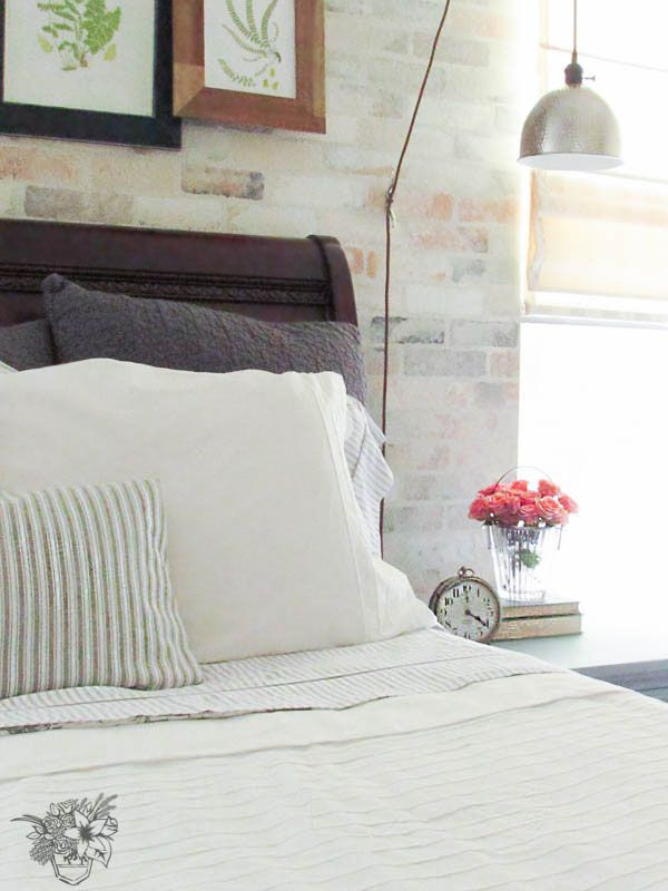 Romantic Industrial Bedroom.  Love this style!   (scheduled via http://www.tailwindapp.com?utm_source=pinterest&utm_medium=twpin&utm_content=post7063174&utm_campaign=scheduler_attribution)