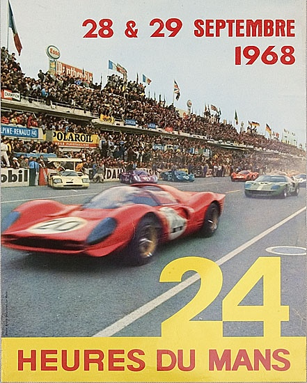 Les 24 heures du Mans de1968                                                                                                                                                      More