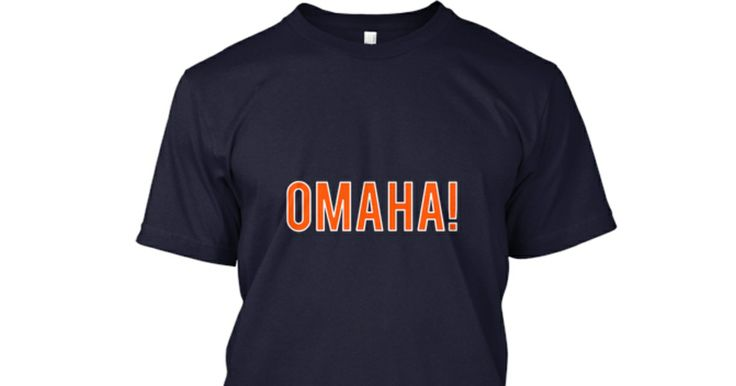 Omaha t-shirts lovers...? great collection here. Worth a visit!