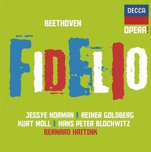 BEETHOVEN Fidelio - Norman / Haitink - Decca
