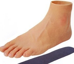 Prosthesis - Regal High Definition Silicone Foot - Model HDSF/HDSF-ER (26cm)