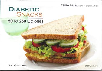 A collection of appetizing and healthy #snacks for diabetics who need to eat frequent small meals to prevent low blood sugar (hypoglycaemia), the best way to do that is to indulge in regular snacks. In this book we prove that snacks need not be oily and calorie-laden. Divided into five categories - Everyday Snacks, Occasional Treats, Light Snacks, Jar Snacks. #JarSnacks #LightSnacks #Books #diabetic #SnacksRecipes