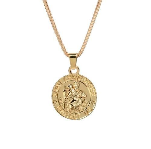 ST CHRISTOPHER NECKLACE (GOLD)   www.minimalistjewellery.com.au    #minimalistbabe #minimalistbabes #minimalistjewelry #minimalistjewellery  #minimalist #jewellery #jewelry #minimalistaccessories #bangles #bracelets  #rings #necklace #earrings #womensaccessories #accessories