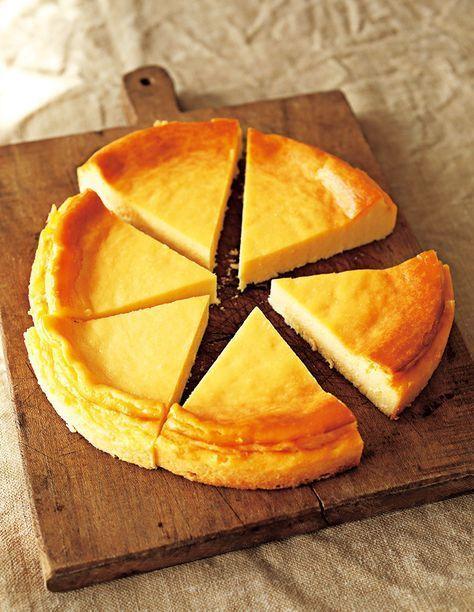 クラシカルなチーズケーキで、持ち寄り&おもてなし!!【オレンジページ☆デイリー】暮らしに役立つ記事をほぼ毎日配信します!