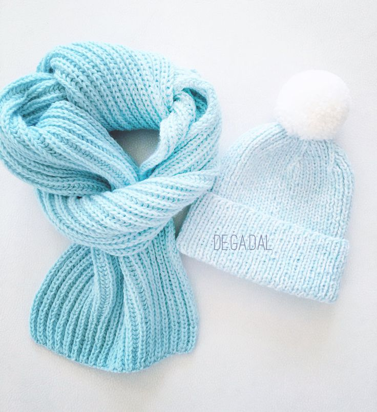 Knit Mint Scarf / Knit Mint Scarf Cowl / Womens Accessories / Ready To Ship by GaDeCreations on Etsy