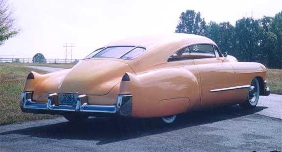 1949 CADILLAC SERIES 62 SEDANETTE CUSTOM - 23420