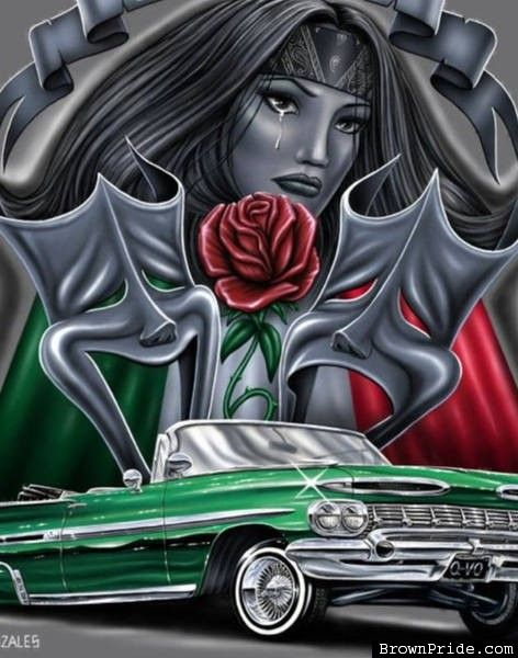 17 Best images about Lowriders on Pinterest   Classic ...