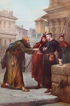 Merchant of Venice, Act III, Scene 3