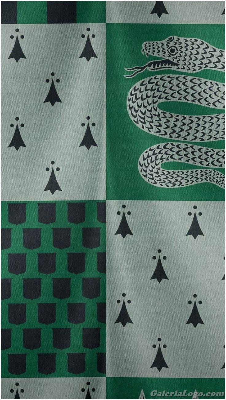 Slytherin Wallpaper Hd Patrones de tela, Casas de