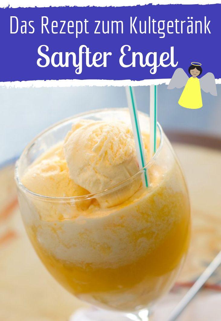 """""""Sanfter Engel"""" – unser Rezept für den kultigen Sommerdrink"""
