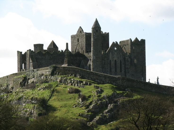 Rock of Cashel Ireland. Dating back to the 5th century ...