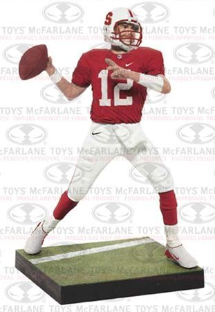 Andrew Luck (Stanford) College 5 McFarlane