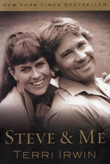 Steve and me by terri irwin one of the best love stories of all