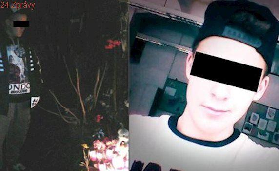 Varnsdorf oplakává Dominika: Kamarád obviněný z jeho vraždy už je ve vazbě