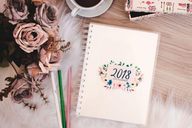 Planner 2018 para baixar gratuito.