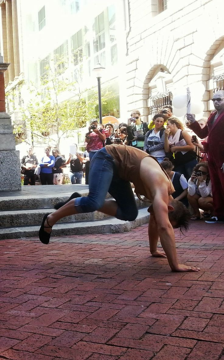 The 2014 Cape Town, Infecting The City Art Festival