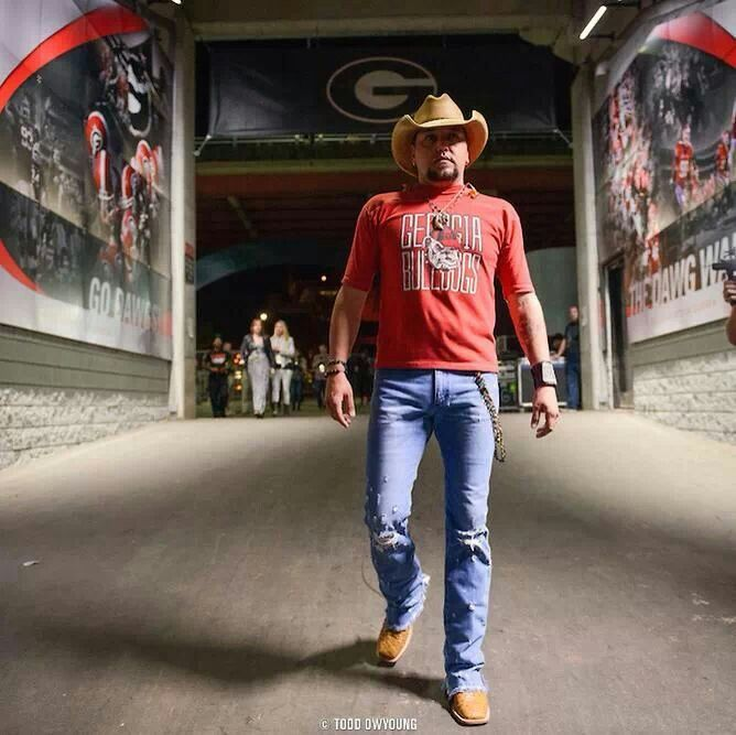 Sexy man.. and it doesn't hurt that he is a Bulldawgs fan! #UGA
