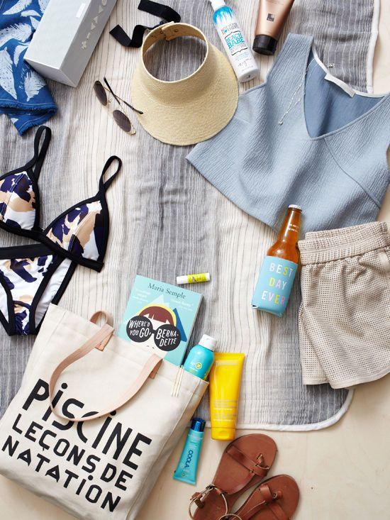 beach style | designlovefest